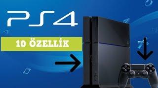 PS4'ün muhtemelen bilmediğin 10 Özelliği