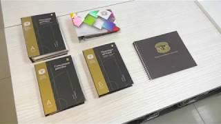 1 фабрика фасадов, каталог, плёнки Германия, Италия, Китай, Южная Корея, образцы пластика SENOSAN