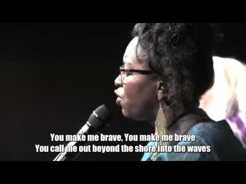 You Make Me Brave by Tify Hines