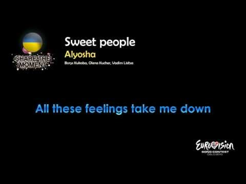 "Alyosha - ""Sweet People"" (Ukraine)"