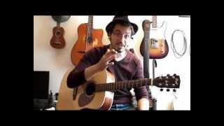 Sweet Home Alabama (Lynyrd Skynyrd) - Tuto guitare