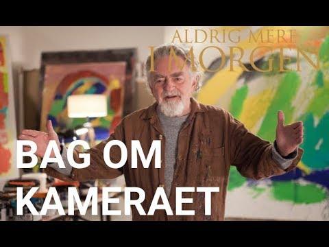 Bag om Aldrig Mere i Morgen med Erik Clausen