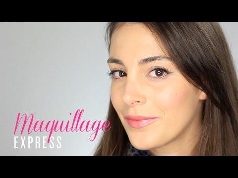 Tuto Maquillage Express