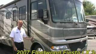 *sold* 2007 Fleetwood Fiesta Lx 34n Frank Bailor - 26777