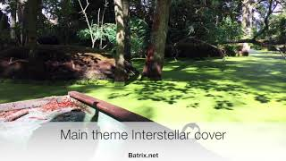 """Vidéo sur le theme du film""""Intestellar"""" au ravdrum"""