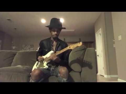 3a56ec5e Cardi B & Bruno Mars - Please Me (Guitar Solo) - YouTube