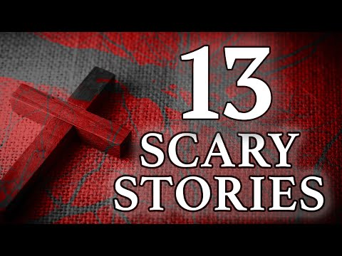 13 Haunting Ghost Stories