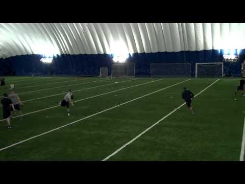 UMaine Baseball Fielding Bunts 2