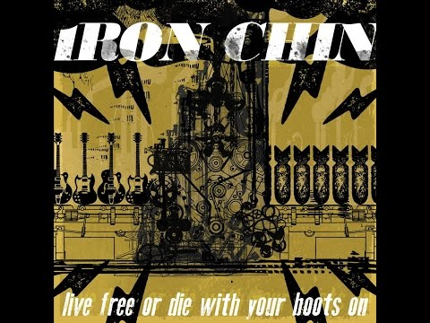 IRON CHIN @ CD RELEASE THE STONE CHURCH NEWMARKET, NH