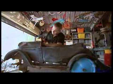 Australian Pedal Car Collection