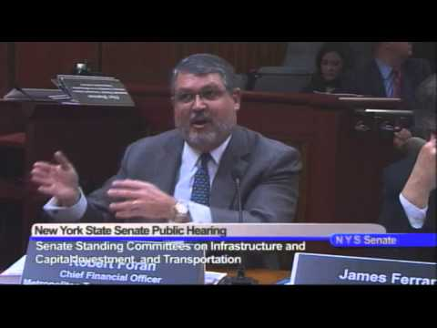 Senate Standing Committee on Infrastructure and Capital Investment and Transportation