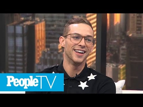 Adam Rippon On Life After Olympics, 'Dancing With The Stars', Dating Life & Ashley Wagner | PeopleTV