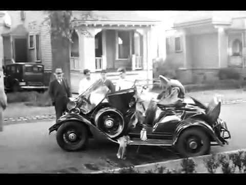 Старинные Авто Аварии Фото Старые Автомобильные Аварии