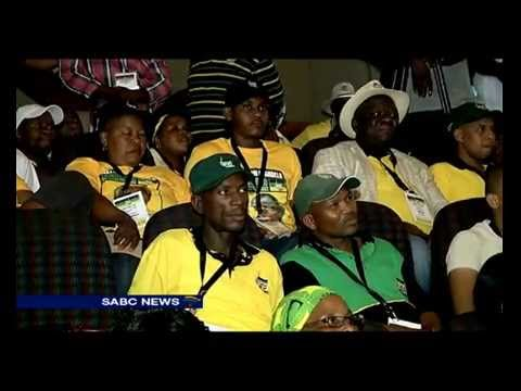 ANC NW general council underway