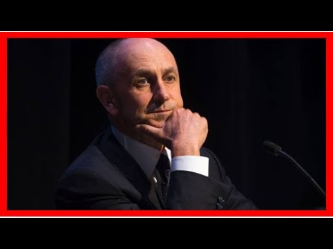 Donald trump aide chris liddell, funded scholarships the University of auckland - HOT NEWS TNC
