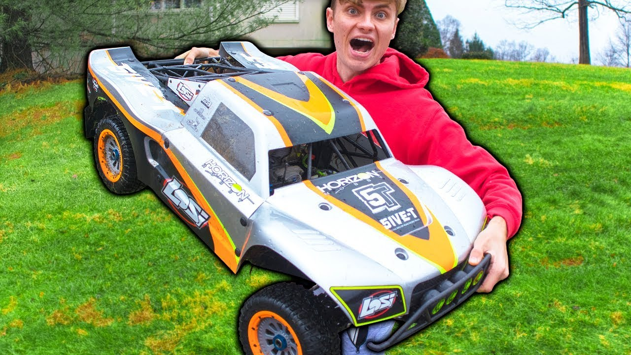 Worlds Biggest Rc Car Really Big Youtube