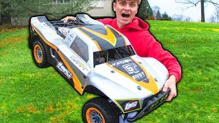 Worlds Biggest Rc Car!! Really Big