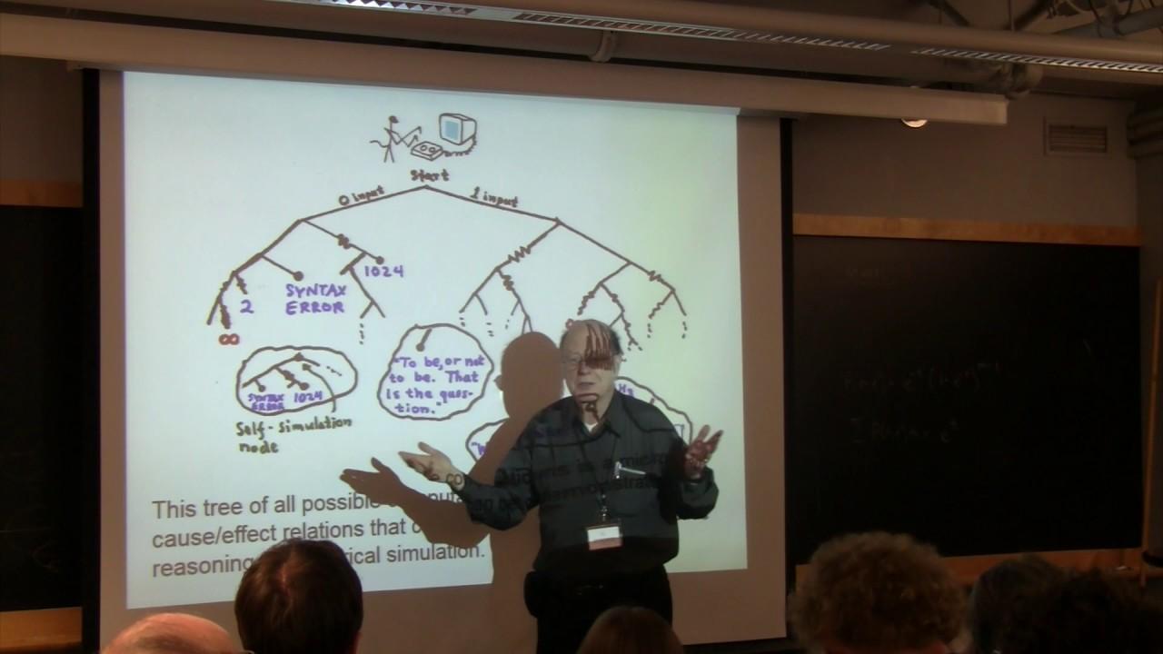 IFQ Complexity Workshop | Charles Bennett