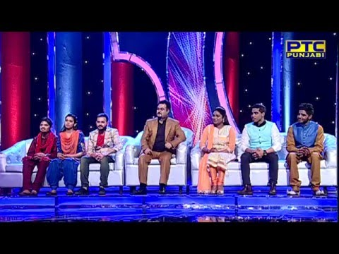 Sharry Mann Singing 'Laal Suhe Lehnge Waliye' | Live Performance In Voice Of Punjab 6 | PTC Punjabi