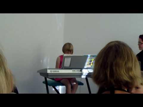 Zeugnisausgabe Musikschule