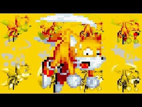 Sonic Mania - Tails YAAA Mod