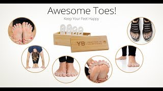 Toe Separators  - Awesome Toes | YOGABODY®
