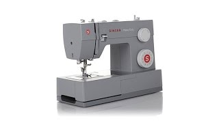 Singer 4432 HeavyDuty Sewing Machine with ValueAdd Feet