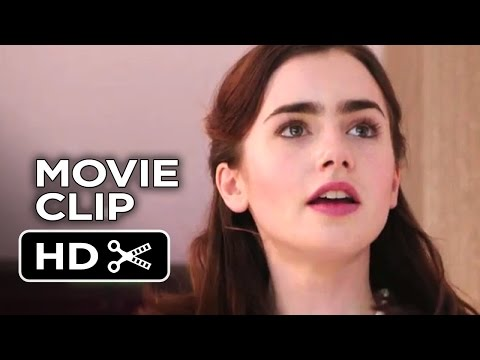 Love, Rosie Movie CLIP - You Work Here Now (2014) - Lilly Collins, Sam Claflin Romantic Comedy HD