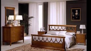 Chamber à coucher meuble