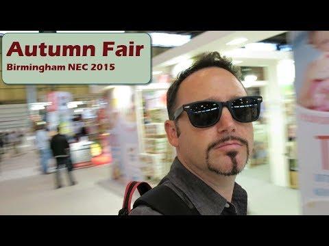 Autumn Trade Fair 2015 -  Wholesale Buying For eBay & Amazon