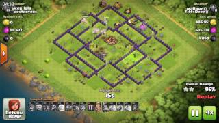 Mystic Millions!! Huge Loot In Clash Of Clans