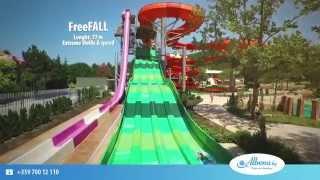 Aquamania waterpark  - Albena Resort in Bulgaria