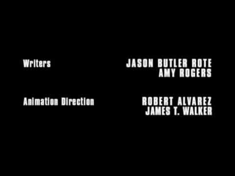 The Powerpuff Girls Ending Credits (1998)