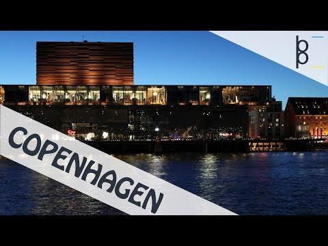 Top 10 Places in Copenhagen 2017 in 4K