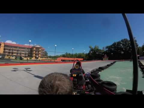 Rockin Raceway Go Karts Pigeon Forge TN