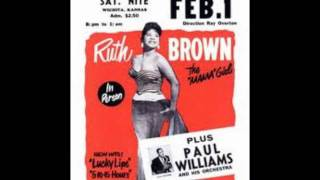 Watch Ruth Brown I Dont Know video