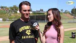 Top Recruit | OF Nathan Manning - Capistrano Valley Baseball