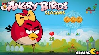 Angry Birds Seasons: First Hot Ail Balloon Anniversary