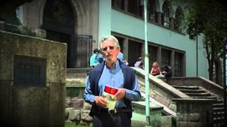 La novela Albanuma, la ciudad perdida, del escritor ecuatoriano Jorge Vivanco