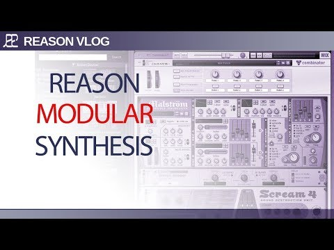 modular synthesis in Reason