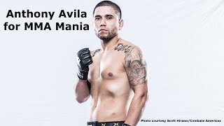 "Anthony Avila Interview Before ""USA vs Mexico"" for Combate Americas on May 11th"