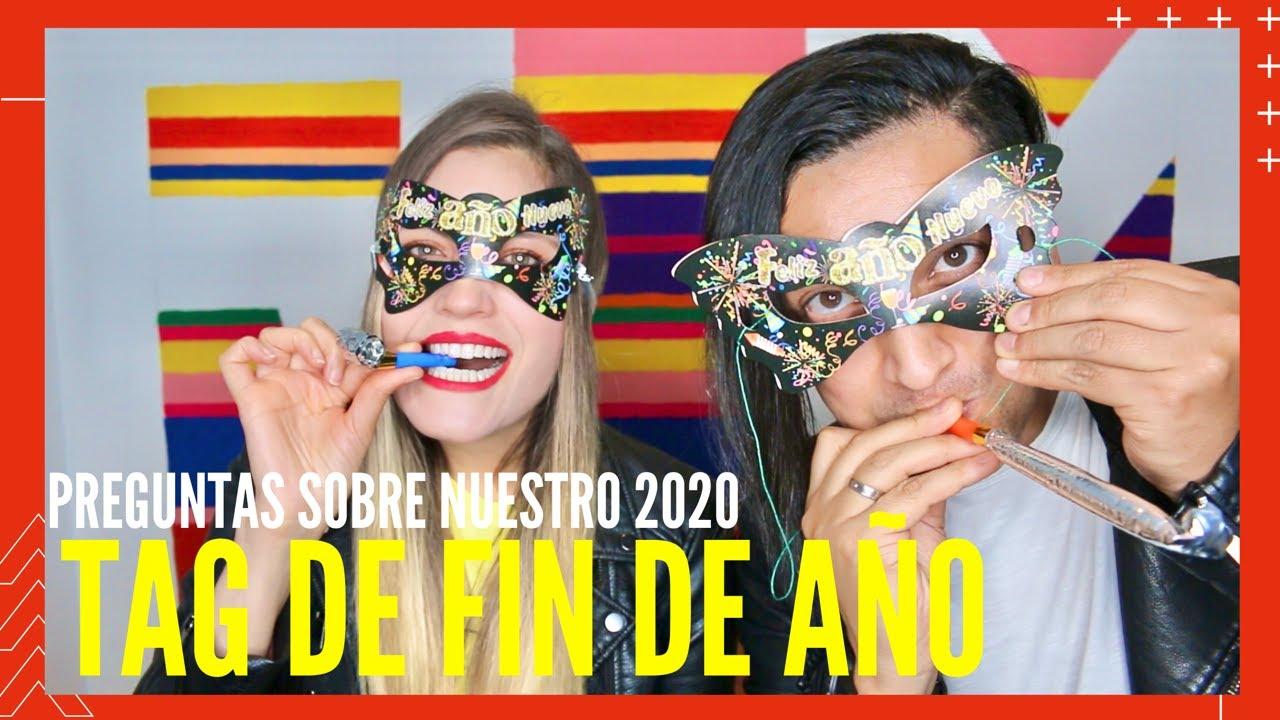 TAG DE FIN DE AÑO (Preguntas sobre nuestro 2020) 🦠😩✝️🙏🏻😅