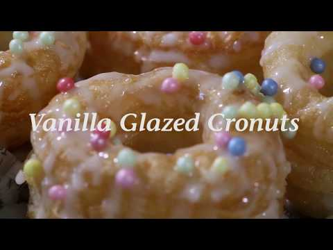 How to make a Cronut with Kawan Puff Pastry Recipe