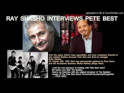 Pete Best Interview (Original drummer of The Beatles)