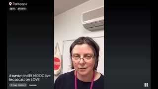 How to Survive Your PhD - Module 10 Live Chat on Love
