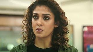 Rudra captures Krithika | Imaikkaa Nodigal Tamil Movie | Nayanthara, Anurag Kashyap