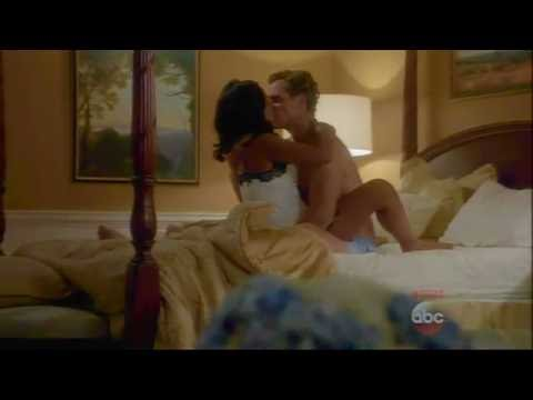 Scandal Olitz: 5x05  Olitz discussing West Angola  slo mo music
