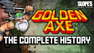 Golden Axe: The Complete History - SGR