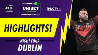 Night 4 Highlights | Dublin | 2020 Unibet Premier League