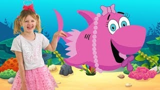 Nursery Rhymes Kids songs | Baby Shark Dance | 2019 by LetsgoMartin